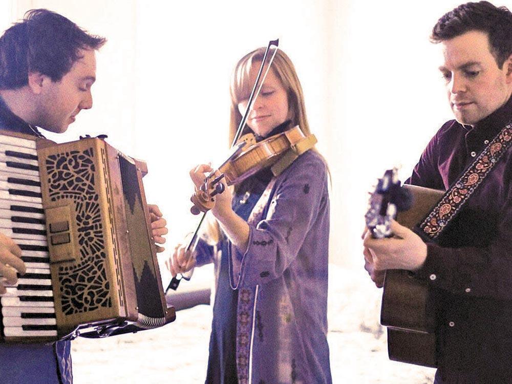 Irish band puts modern spin on traditional music