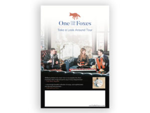 Download one for the Foxes Tour Poster thumbnail